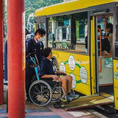 Wheelchair Japan Hanging Chair Outdoor Amazon Breaking Down The Barriers Can Tokyo Improve Access For
