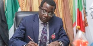Lalong Press Director's Father Dies At 89