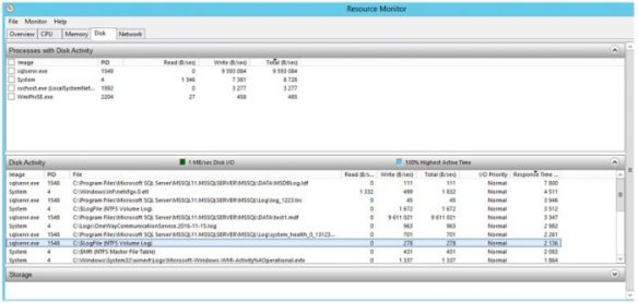 Troubleshooting performance issues on your windows storage  Storage