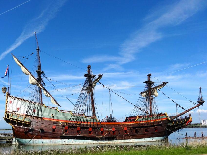 Batavialand in Lelystad / Foto: Wikimedia Commons, By Gouwenaar - Own work, CC0 (geen wijzigingen)