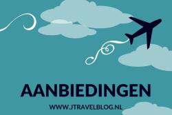 Aanbiedingen van JTravelBlog.nl
