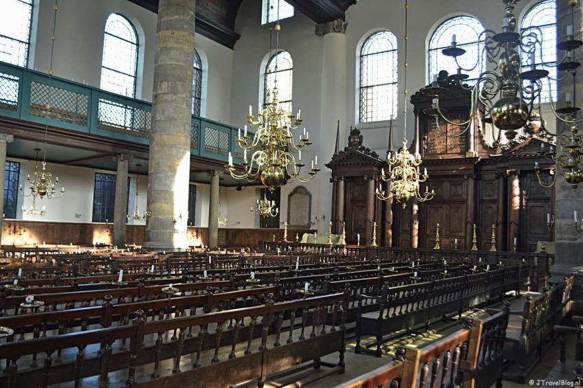 Portugese Synagoge in Amsterdam