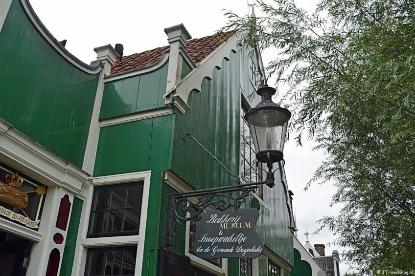 Bakkerijmuseum op de Zaanse Schans