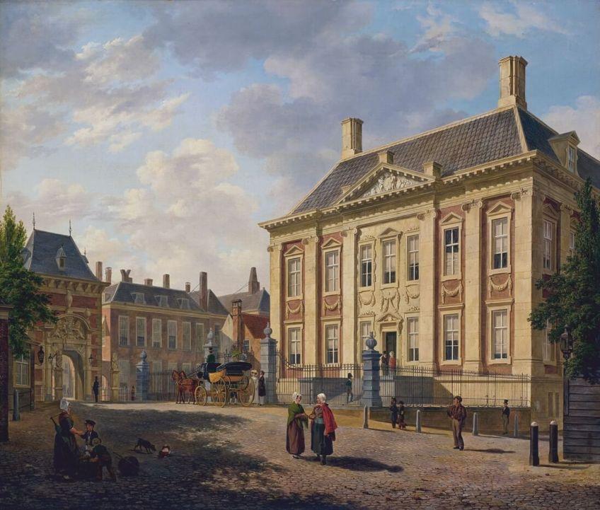 Mauritshuis in Den Haag / Foto: Wikimedia Commons Door Bartholomeus Johannes van Hove - [1], Publiek domein
