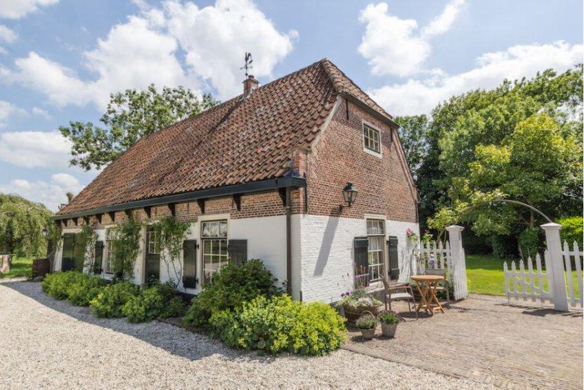 Bed & Breakfast in Wassenaar/Zuid-Holland via Natuurhuisje.nl
