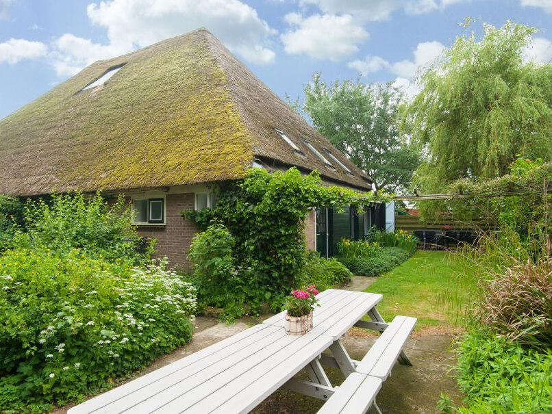 Boerderij in Zijpe/Noord-Holland via Natuurhuisje.nl
