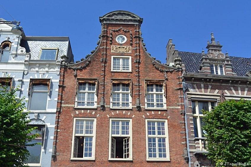 Brinkman tijdens de Vrijheidswandeling in Haarlem