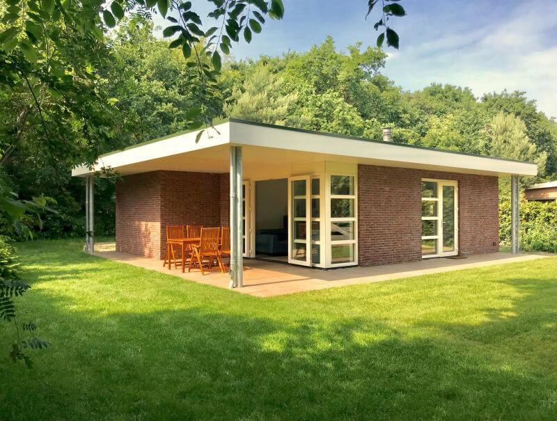Bungalow in Renesse/Zeeland via Natuurhuisje.nl