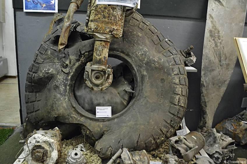 In het CRASH Luchtoorlog- & Verzetsmuseum '40-'45 in Aalsmeerderbrug