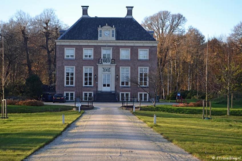 Huis te Manpad in Heemstede