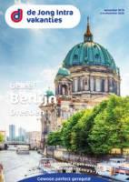 Gratis de Berlijn / Dresden reisgids bestellen bij De Jong Intra