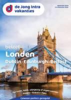 Gratis de Londen reisgids bestellen bij De Jong Intra Vakanties