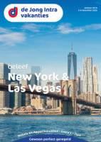 Gratis de New York & Las Vegas reisgids bestellen bij De Jong Intra Vakanties