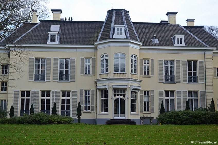 Buitenplaats De Hartekamp in Heemstede