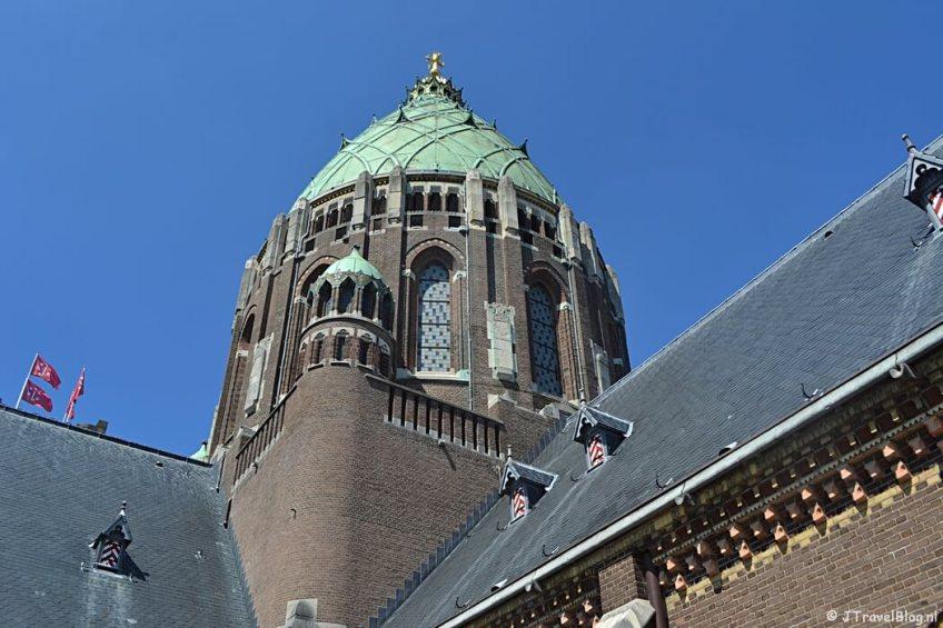 De koepel van de Koepelkathedraal in Haarlem