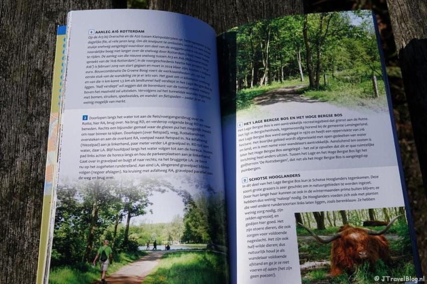 Een wandeling uit de wandelgids 'Wandelen in Schieland en de Krimpenerwaard' van Uitgeverij Gegarandeerd Onregelmatig
