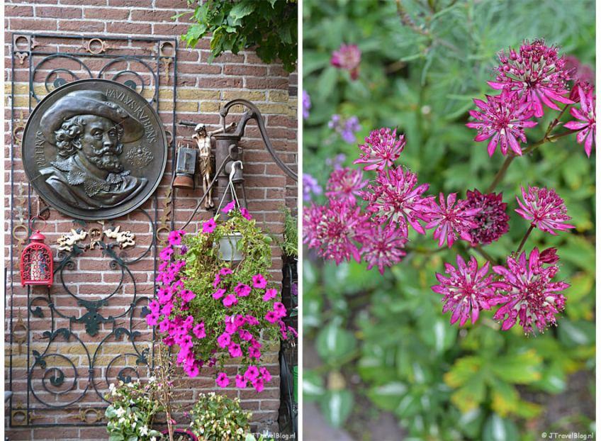 Essenhof aan de Essenstraat in Haarlem