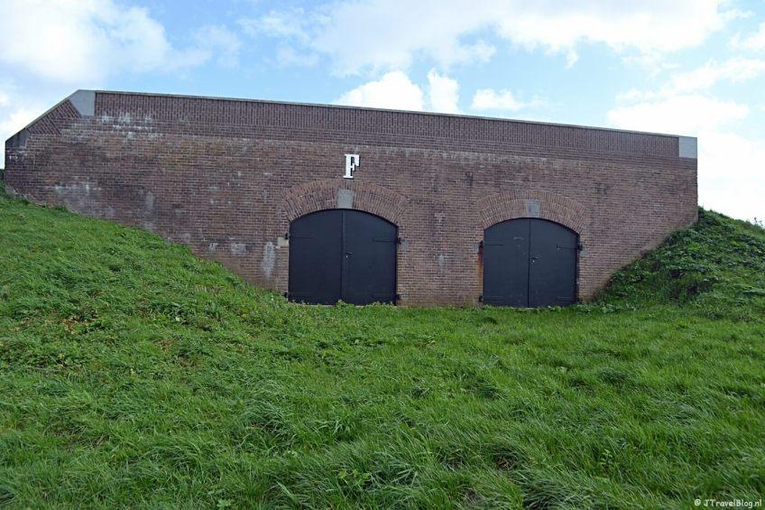 Fort F in Muiden