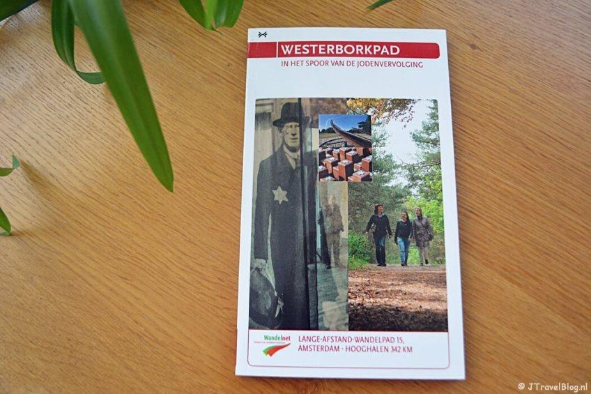 Gids met de volledige routebeschrijving van het Westerborkpad