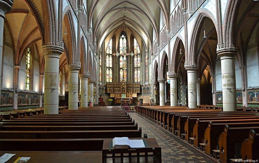 Sint Jozefkerk in Groningen