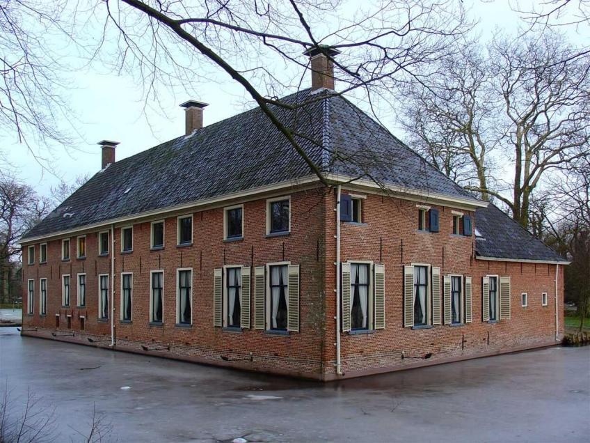 Museum Havezate Mensinge in Roden / Foto: Wikipedia Commons, By Gouwenaar - Own work, Public Domain (geen wijzigingen)