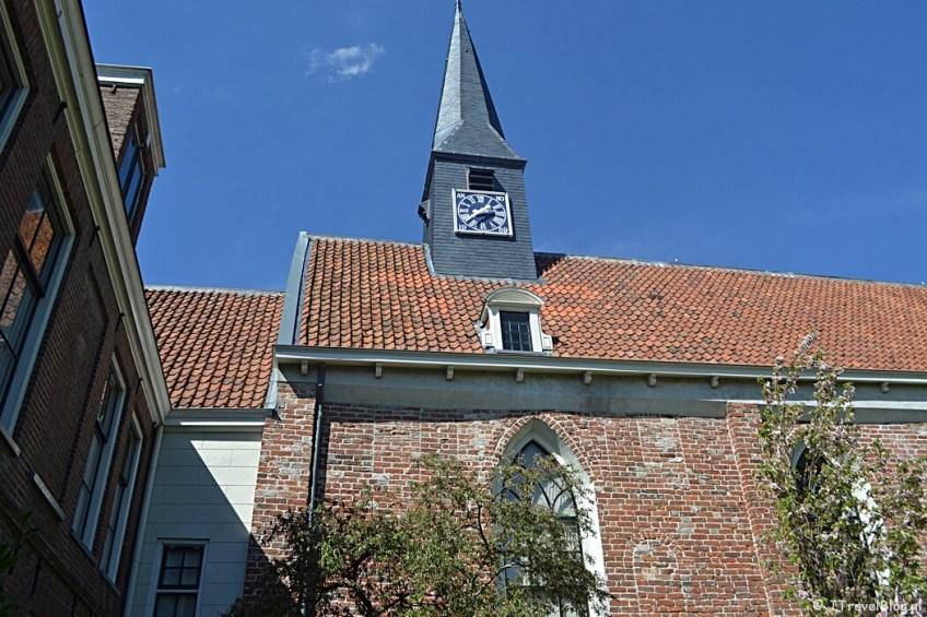 Het Pelstergasthuis in Groningen