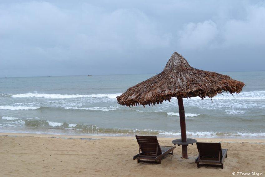 Het strand is een van de redenen om naar Vietnam te gaan