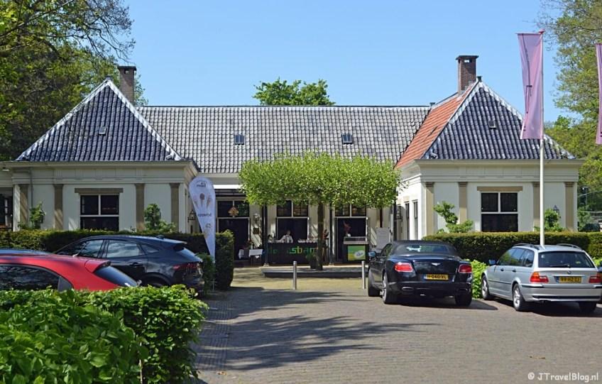Horecagelegenheid Landgoed Groenendaal en de Bosbar in Wandelbos Groenendaal in Heemstede
