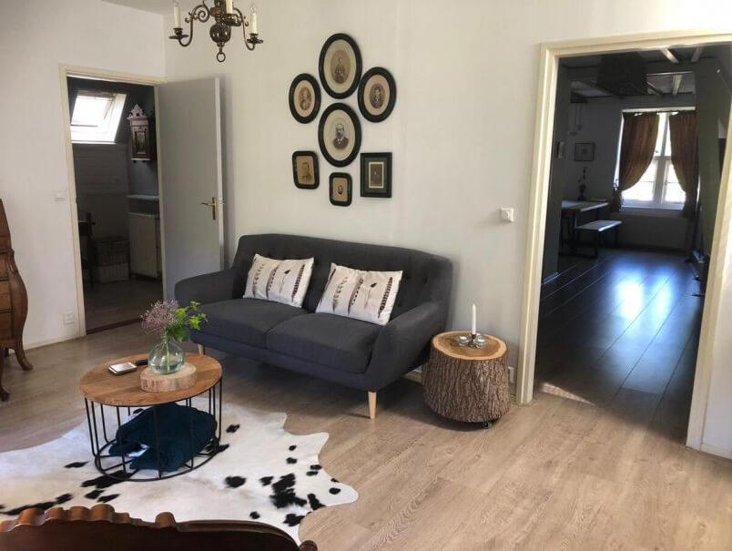 Appartement in Heenvliet/Zuid-Holland via Natuurhuisje.nl