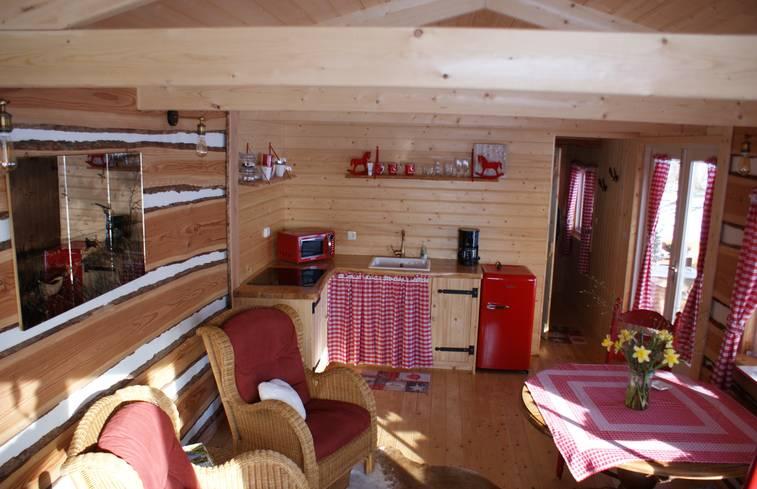 Tiny House in Vriescheloo/Groningen via Natuurhuisje.nl