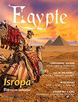 Gratis de Egypte reisgids bestellen bij Isropa