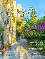 Gratis de Israël reisgids bestellen bij Isropa