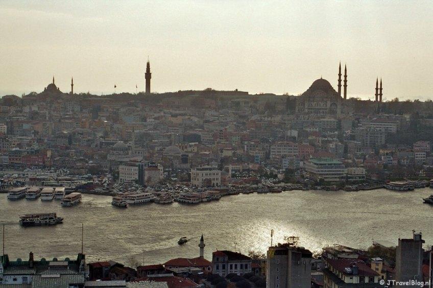 Istanbul in Turkije op de Werelderfgoedlijst van UNESCO
