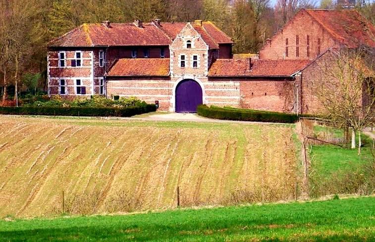 Kasteelhoeve in Beek/Limburg via Natuurhuisje.nl