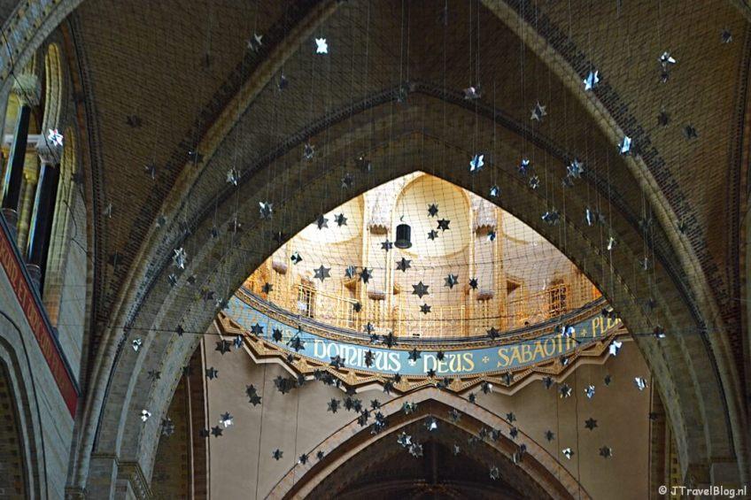 De KoepelKathedraal tijdens de Vrijheidswandeling in Haarlem