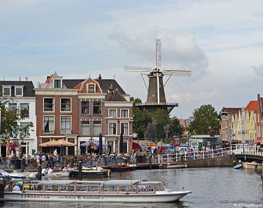 Een wandeling door Leiden