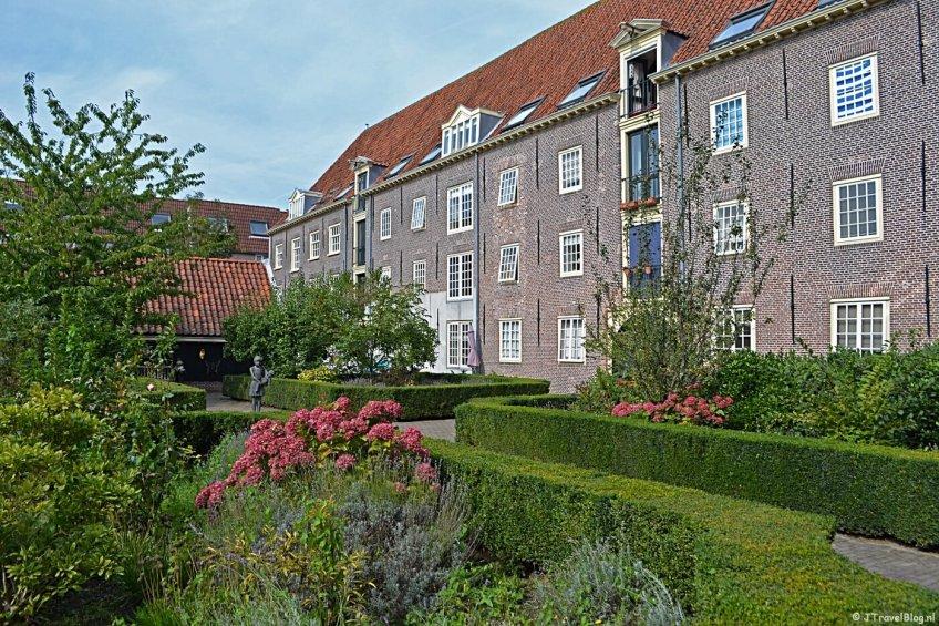 Stadstimmerwerf in Leiden