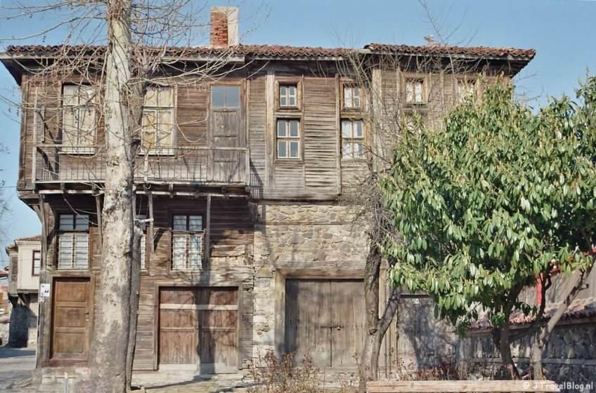 Nessebar in Bulgarije op de Werelderfgoedlijst van UNESCO
