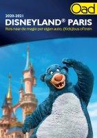 Gratis de Disneyland Paris reisgids bestellen bij OAD