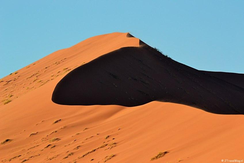 De Sossusvlei in Namibië