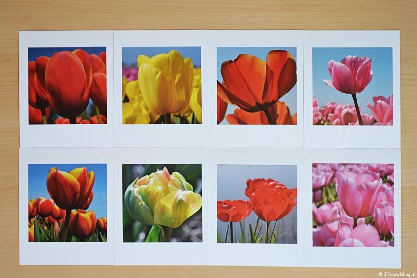 Setje retrokaarten van Fotofabriek.nl
