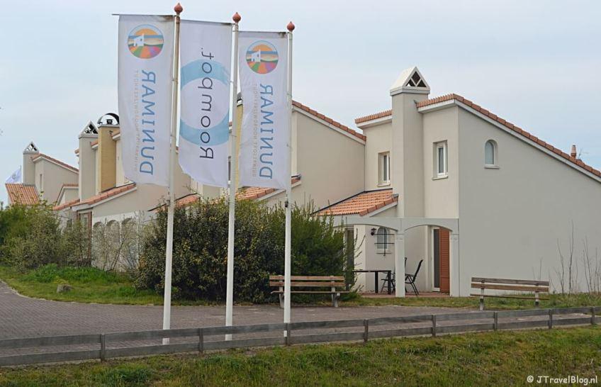 Roompot Vakantiepark Dunimar tijdens de Bollenstreekwandeling rond De Zilk