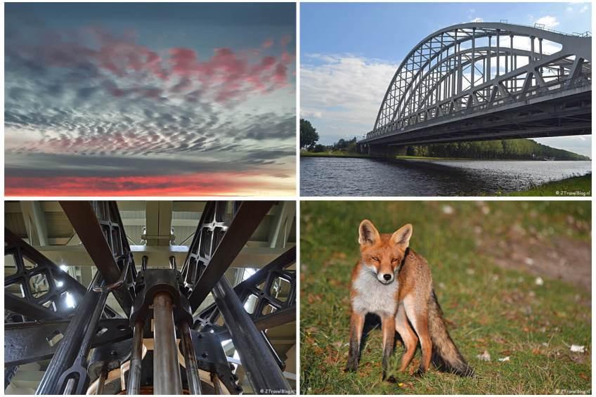 Mijn uitstapjes in september 2020 : etappe 2 van het Westerborkpad, het Cruquius Museum en de Amsterdamse Waterleidingduinen