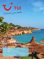 Gratis de Egypte reisgids bestellen bij TUI