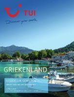 Gratis de Griekenland reisgids bestellen bij TUI