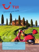 Gratis de Italië autovakanties reisgids bestellen bij TUI