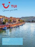 Gratis de Italië vliegvakanties reisgids bestellen bij TUI