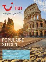 Gratis de Populaire steden reisgids bestellen bij TUI