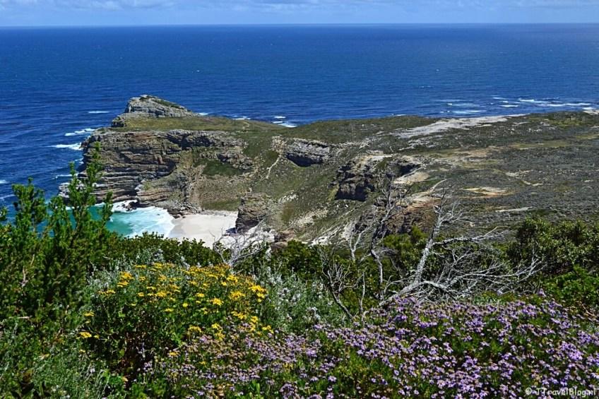 Het Kaapse Schiereiland in Zuid-Afrika