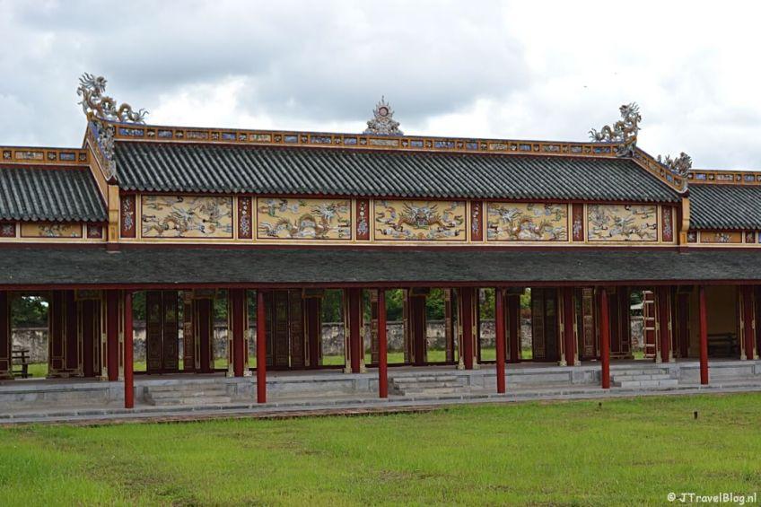 Verboden Stad/Citadel in Hué